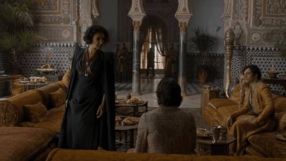 captura de tela 437 - Game of Thrones 5x09 The Dance of Dragons: Tudo se resolve com fogo