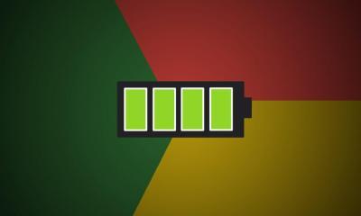 Chrome-Bateria