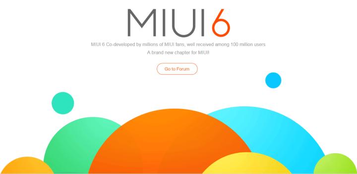 miui 6 720x352 - Conheça os primeiros smartphones que a Xiaomi deve trazer ao Brasil