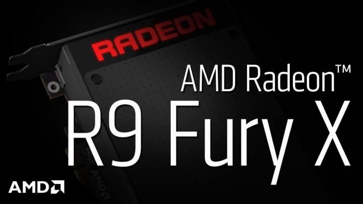 smt amd r9 furyx 720x405 - Apostando nos games, AMD apresenta sua nova linha de GPUs