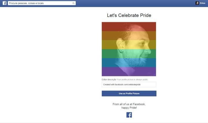 smt gaywin pride 720x427 - Facebook fica colorido após EUA aprovar o casamento entre pessoas do mesmo sexo