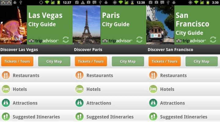 smt tripadvisor screenshots 720x400 - TripAdvisor anuncia aplicativo para Android Wear