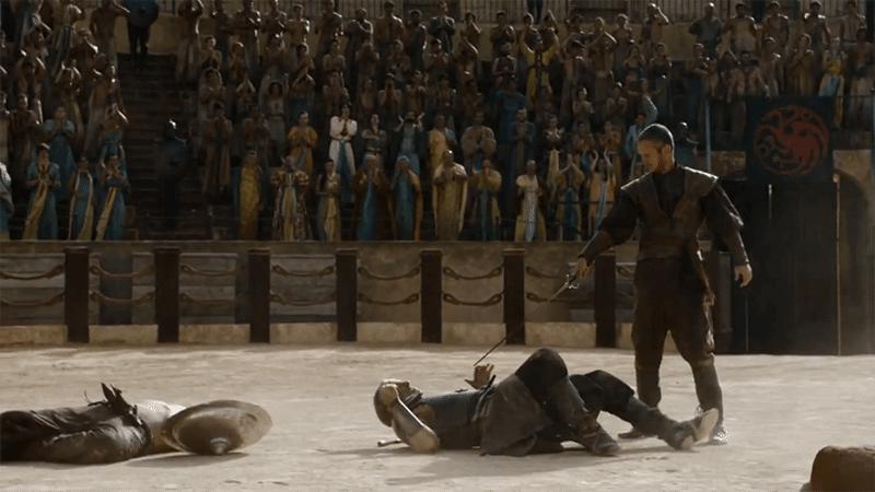 sor jorah - Game of Thrones 5x09 The Dance of Dragons: Tudo se resolve com fogo
