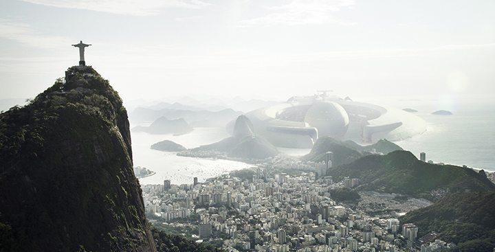 star wars rj - Veja como seria a queda de naves de Star Wars nas principais cidades do mundo