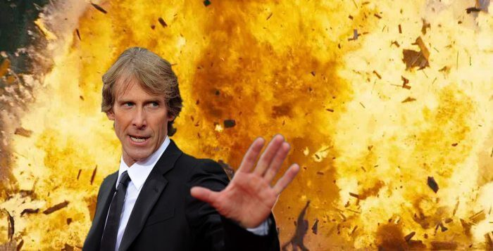 transformers explosion - E se Michael Bay dirigisse um documentário sobre a vida animal?