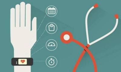 wearables healthcare2 - Google trabalha em pulseira para monitorar pacientes fora do hospital
