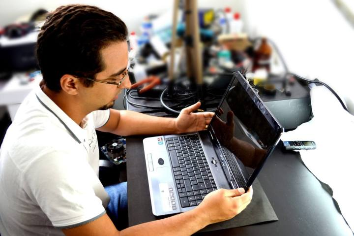 dsc 0042 720x479 - Curso online de Manutenção de Notebooks ajuda técnicos de informática