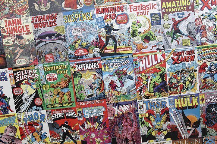 """hqs cosmic 720x480 - Dupla cearense cria """"Netflix dos quadrinhos"""" para estimular o consumo de HQs"""