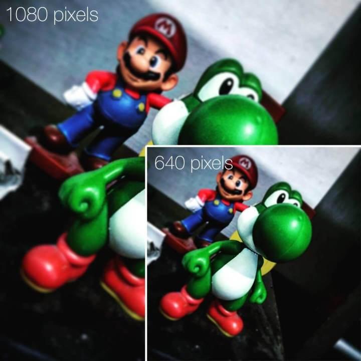 imagem instagram alta e baixa comparacao 720x720 - Instagram passa a aceitar imagens em alta resolução