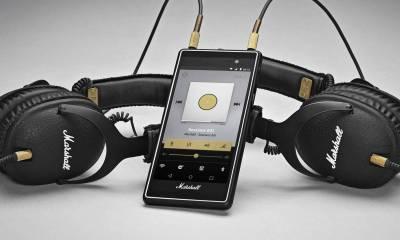 marshall london phone 4 1900 - Marshall surpreende e lança um smartphone rock'n'roll para audiófilos