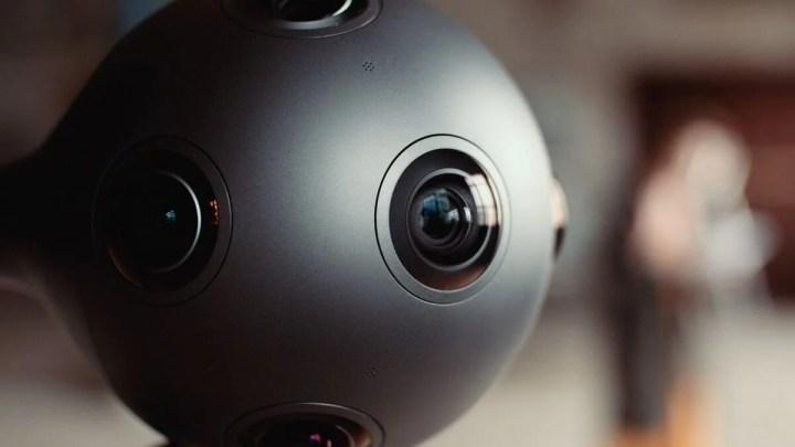 ozo press photo 05 0 720x405 - Nokia anuncia Ozo, câmera para realidade virtual