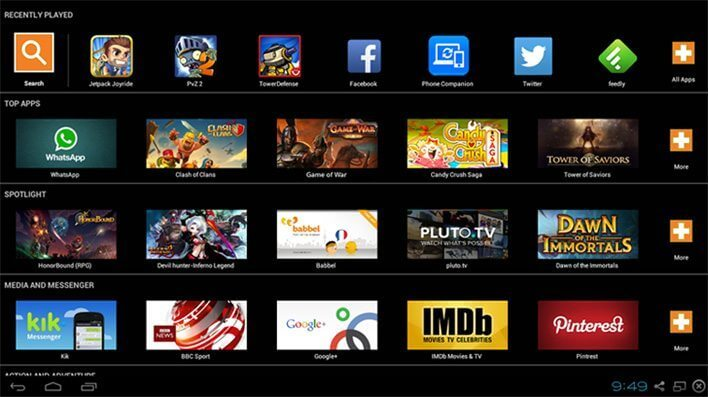 picture about2 - Apps do Android chegam no Mac com Bluestacks App Player