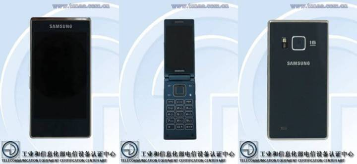 samsung flip sm g9198 720x331 - Samsung planeja lançar celular flip topo de linha
