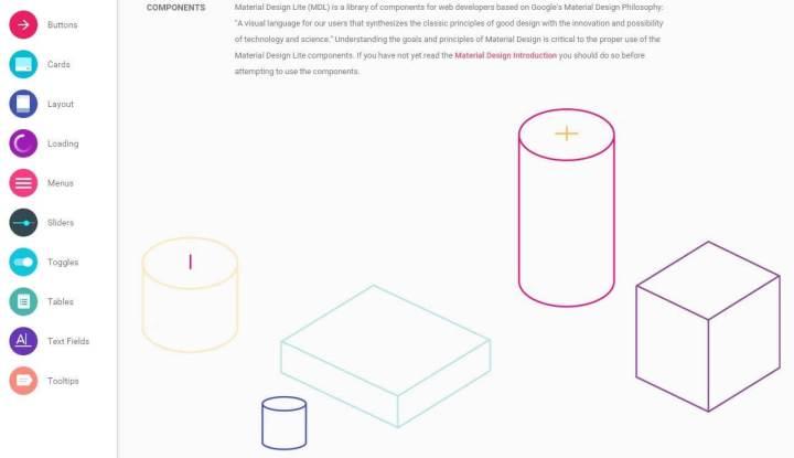 screenshot 11 720x415 - Google cria framework para levar o Material Design para as páginas Web