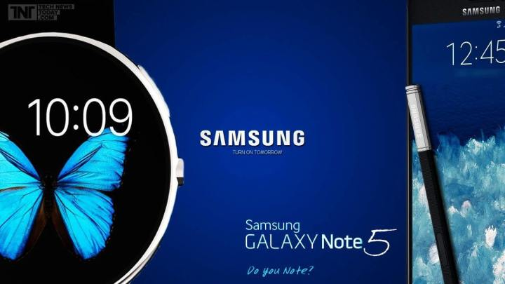 smt galaxynote5 p1 720x405 - Lançamento do Galaxy Note 5 pode ser adiantado pela Samsung