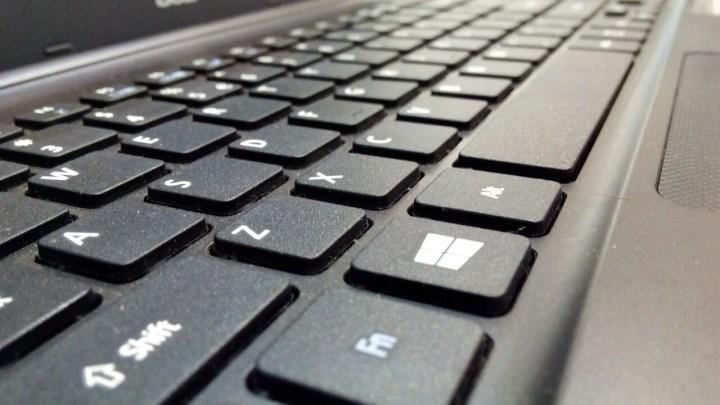 tecla windows 720x405 - Os novos atalhos de teclado do Windows 10