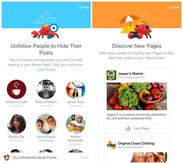 unfollow and discover 640x576 - Facebook permitirá maior controle do seu feed de notícias