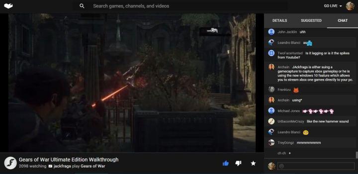"gears yutube gaming 720x350 - YouTube Gaming chegou para tomar o trono de ""rei do streaming de jogos"" do Twitch"