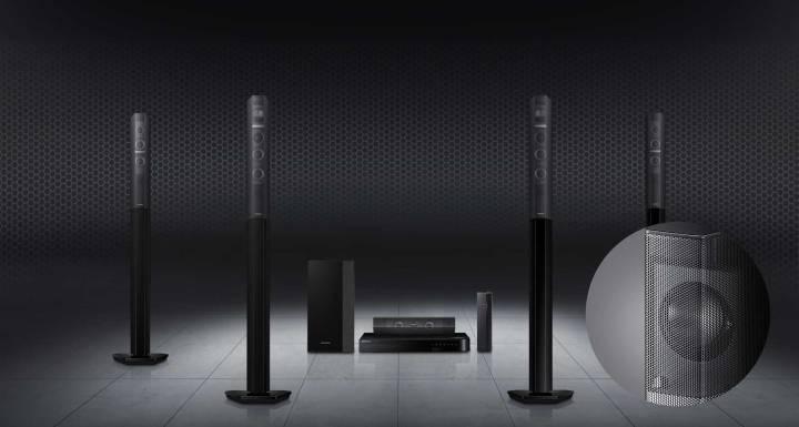 ht j7550w zd 59 0 720x385 - Review: Home Theater HT-J7550W da Samsung