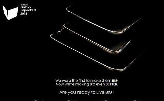 samsung galaxy note 5 unpacked teaser 540x334 - Como deve ser o novo Samsung Galaxy Note 5?