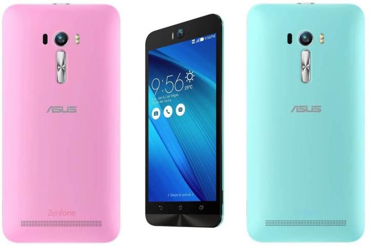 selfie 720x480 - Além do Zenfone 2, Asus lança mais novidades no Brasil