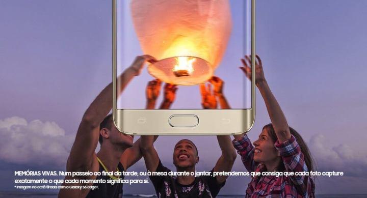 smt edgeplus tela01 720x389 - Samsung lança o Galaxy S6 Edge+ no Brasil