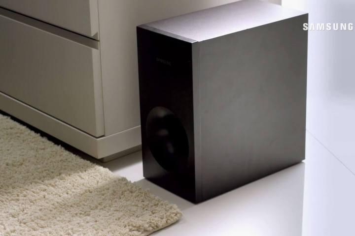 smt ss subwoofer 720x480 - Review: Samsung Soundbar HW-H370