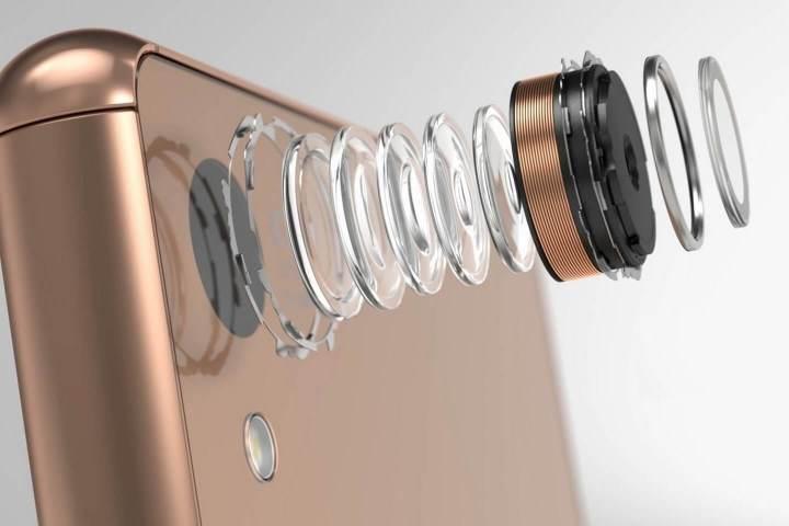 smt z3plus camera1 720x480 - Review: Xperia Z3+, a novidade quente do inverno da Sony