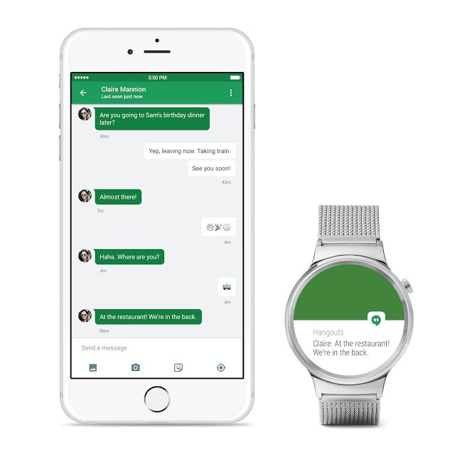 androidwearforios - Android Wear agora funciona com iPhones