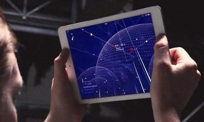 app para ipad - App para iPad revela ondas de WiFi ocultas ao seu redor