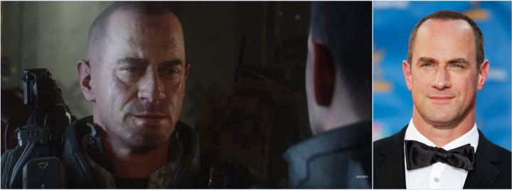 Christopher Meloni-Call of Duty
