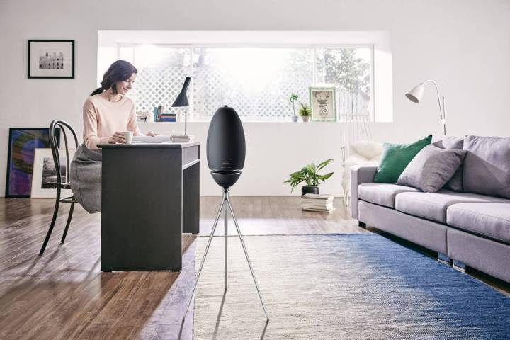 Já ouviu falar de som em 360 graus? Confira o Wireless Audio 360, novo lançamento da Samsung 8