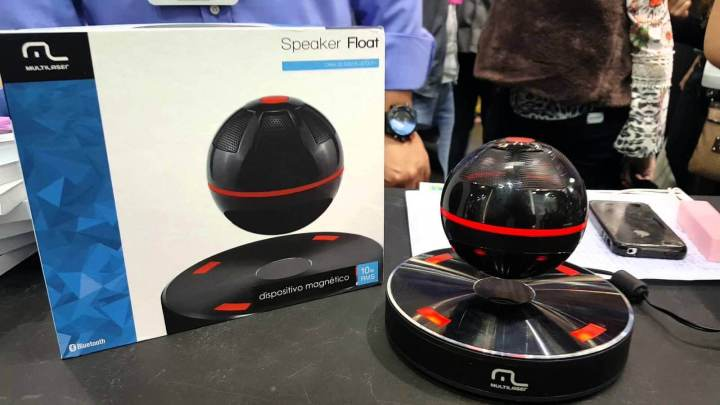foto4 720x405 - Review: Speaker Float, a caixinha voadora da Multilaser