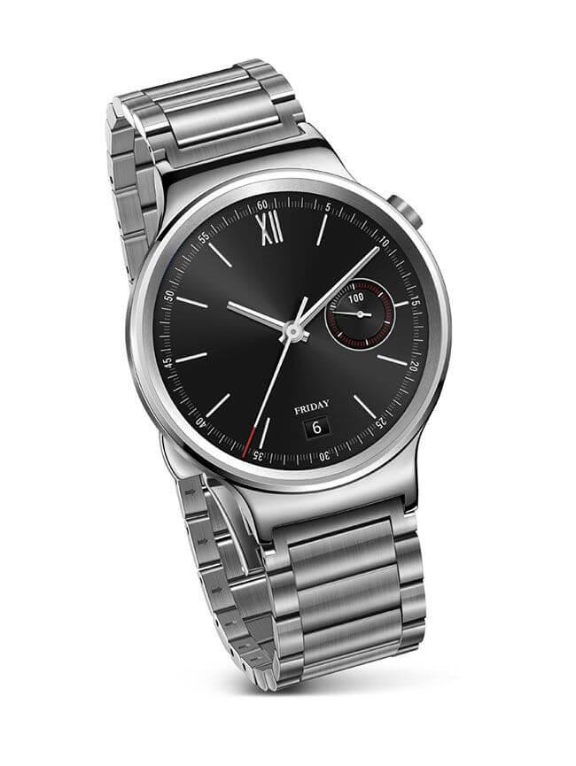 huawei watch - Conheça a nova safra de relógios inteligentes de 2015