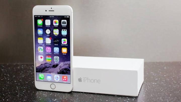 iphone6 720x405 - Quantos horas trabalhadas são necessárias para comprar um iPhone?
