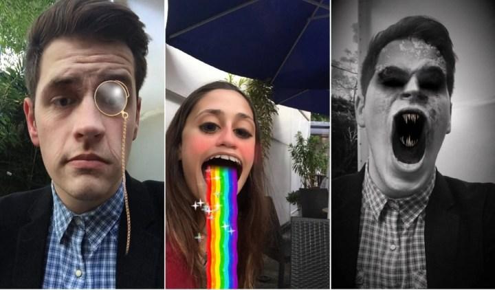 Lentes: a novidade do Snapchat