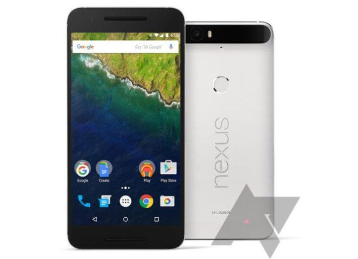 Nexus 6P na foto e especificações do Nexus 5X