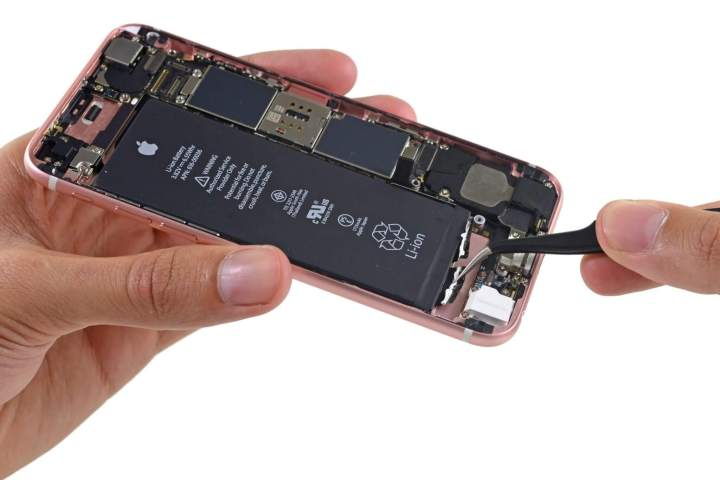 smt iphone6s bateria 720x480 - iPhone 6S e 6S Plus: o que os reviews dizem sobre os aparelhos