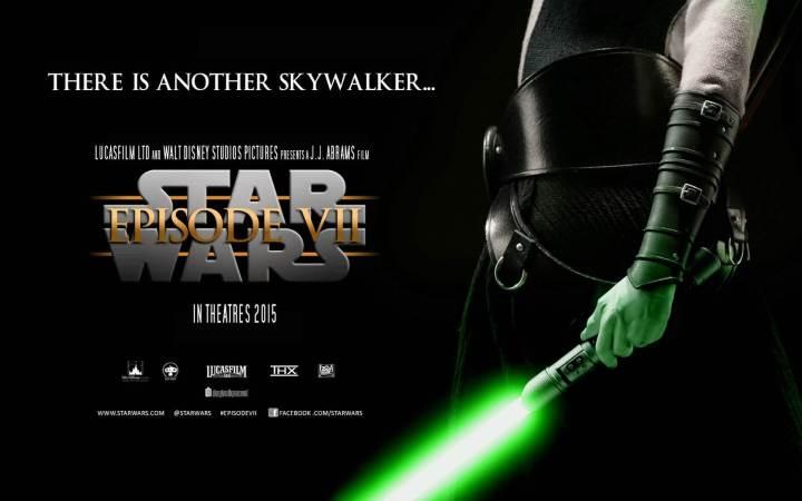 """smt starwars poster1 720x450 - Maioria dos fãs acredita que """"O Despertar da Força"""" será o melhor filme da saga de Star Wars"""
