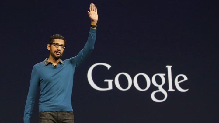 sundar pichai google ceo 720x405 - Ao vivo: acompanhe o evento do Google hoje