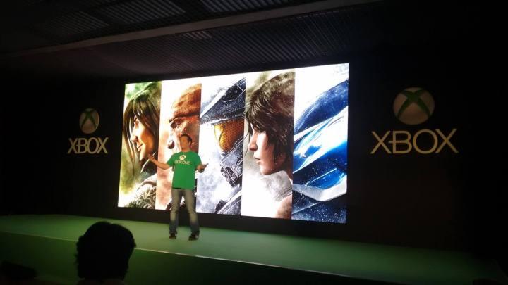 2015 10 07 19 25 22 720x405 - BGS2015 - Microsoft traz novidades do XBox antes da Brasil Game Show
