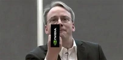 linus torvalds nvidia - Confira: Tudo o que você sempre quis saber sobre Linux