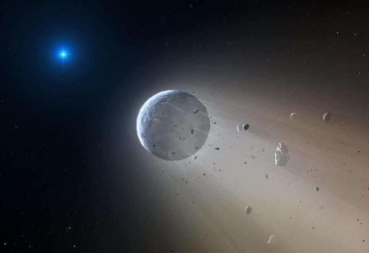 """nasastar 720x495 - NASA registrou uma """"Estrela da Morte"""" real obliterando um planeta"""