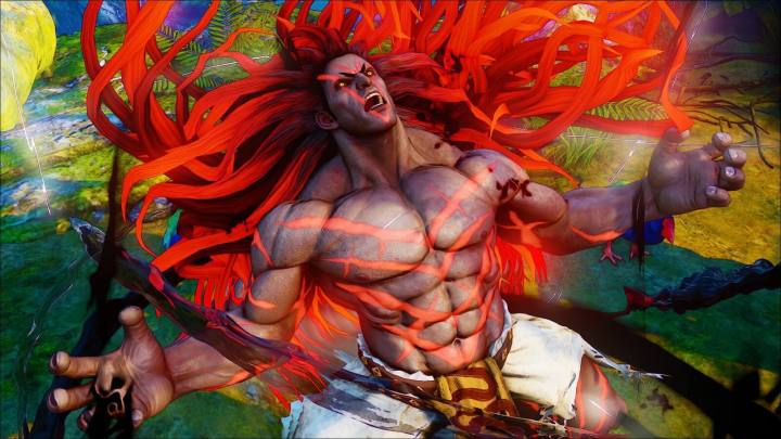 Necalli Street Fighter V-