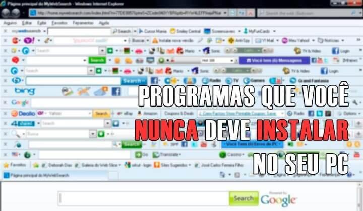 nunca instalar no pc1 720x420 - Veja aplicativos que você NUNCA deve instalar no PC ou smartphone