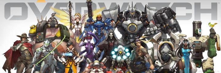 Overwatch-Heróis
