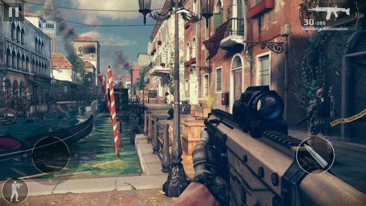 screenshot 2015 10 18 18 55 01 720x405 - Game Review: Modern Combat 5 (iOS/Android)