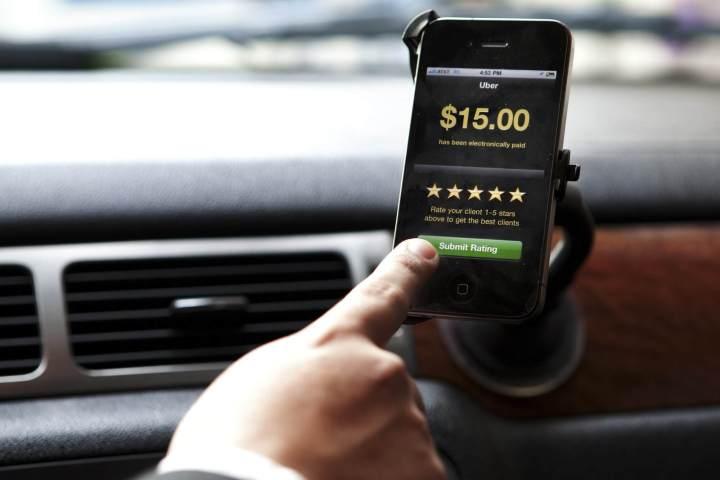 smt uber taximeter 720x480 - Com decreto, prefeitura de São Paulo buscar regulamentar o Uber