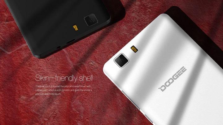smartphone DOOGEE X5
