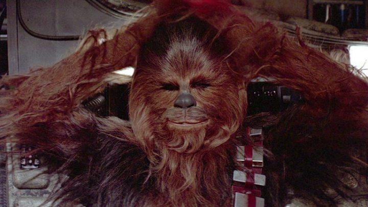 chewie db 2c0efea2 720x406 - O Guia (quase) definitivo sobre o Universo Star Wars
